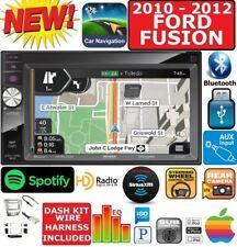 2010-12 FORD FUSION GPS NAV BLUETOOTH USB CAR RADIO STEREO PKG W/ OPT SIRIUSXM