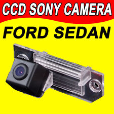 Sony CCD car reverse rearview camera for Ford Focus Sedan Mondeo C-Max auto GPS
