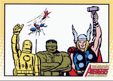 Complete Avengers 1963 to Present (2006) Comics Card Set