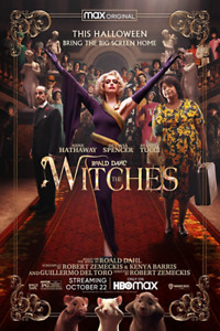 The Witches (2020) DVD Brand New Factory Sealed