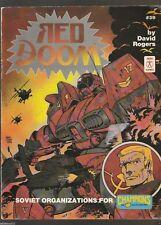 Red Doom - Soviet Organizations for Champions (1988, Paperback)