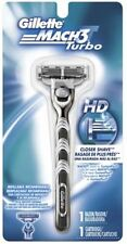 Gillette MACH3 Turbo Razor 1 ea (Pack of 2)