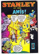 COMICS HUMOUR  No1  EO  STANLEY et ses AMIS 1970
