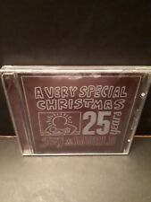 A  Very Special Christmas: 25 Years by Various Artists (CD, 2012, brandnew nice