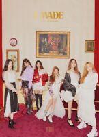 K-POP G I-DLE 2nd Mini Album [I made] CD+112p Photobook+Photocard+2p Sticker