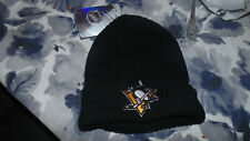 Pittsburgh Penguins Hat Cap Girls Mens Womens Size New Tuque Fanatics