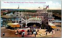 """/"""" THE SHMOO /& LIL ABNER DOGPATCH USA AMUSEMENT PARK /"""" COOL PHOTO OF OLD POSTCARD"""