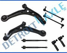 Brand New 8pc Front Control Arm Ball Joint Tie Rod Kit for 1999-04 Honda Odyssey