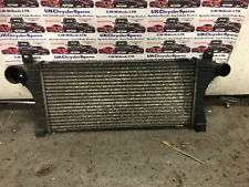Jeep Grand Cherokee WK 3.0 CRD TURBO INTERCOOLER RADIATOR 2005 - 10