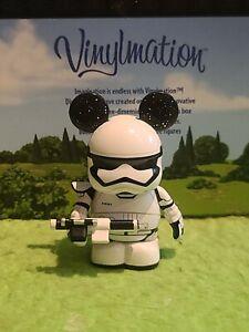 "DISNEY Vinylmation 3"" Park Set 1 Star Wars Force Awakens Stormtrooper"