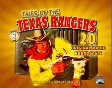 Tales of the Texas Rangers - Radio Classics - Vol. 2