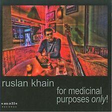 FREE US SHIP. on ANY 3+ CDs! ~LikeNew CD Khain, Rulsan: For Medicinal Purposes O