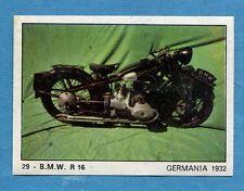 MOTO 2000 - Panini 1972 -Figurina-Sticker n. 29 - BMW R 16 -Rec