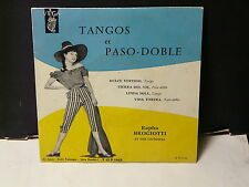 RAPHA BROGIOTTI Tangos et paso dobles Dulce vertigo ( GEORGES JOUVIN  ) VEGA