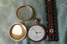Ball Antique Pocket Watch 17 Jewels s/16 Commerical Standard