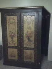 Antique German Armoire Circa 1820