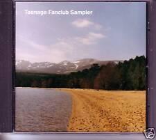 TEENAGE FANCLUB 4 SONG SAMPLER DJ PROMO CD Single 1997