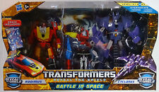 HASBRO® 28895 Transformers REVEAL THE SHIELD Battle in Space Rodimus vs Cyclonus