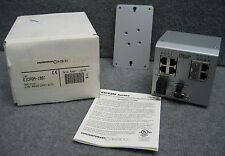 Contemporary Controls Crtlink Eicp8M-100T 8 Port Managed Compact Switch