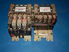 AO Smith/Clark T30U031 Reversing Starter Size 1 10HP 27 Amp & (3) 2450 Heater