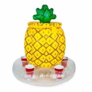 Floating Pineapple Drinks Cooler