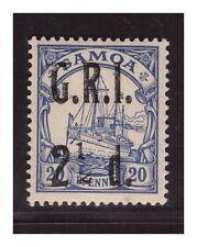 Samoa GRI  Minr. 4 PF III  **  Mi.: 200 €