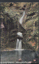 Cornwall Postcard - Boscastle, St Knightons, Kieve Fall  RT984