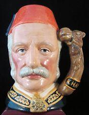 """Royal Doulton Character Jug """"General Gordon"""" D6869"""