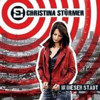 CHRISTINA STÜRMER-IN DIESER STADT CD POP 16 TRACKS NEU