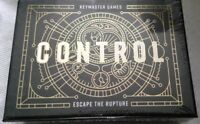 CONTROL ESCAPE THE RUPTURE CARD GAME BRAND NEW & SEALED