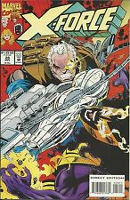 Marvel X-Force comic issue 28