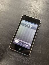 Apple iPod Touch 3rd Model A1318 Generation 32GB Black Silver Not Reset Bluetoot