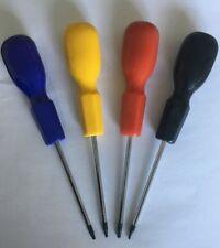 4 pezzi Set Cacciavite di precisione T5 T6 T7 T8 con punte magnetiche