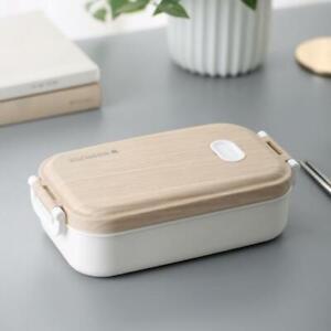 304 Edelstahl Vesperdose Lunchbox Brotdose Vesperbox Jausen Brotbox Proviantdose