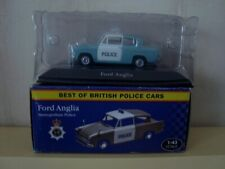 Atlas Best Of British Police Cars  FORD ANGLIA    MIB