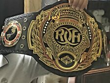 ROH RING OF HONOR WORLD HEAVYWEIGHT CHAMPION BELT REPLICA  ADULT