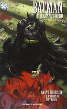 BATMAN IL GUANTO NERO CARTONATO PLANETA DC OMNIBUS MARVEL SUPERMAN ALAN MOORE MM