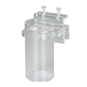 Dupla Feeder, Ø 50 MM; For 12 MM Glass Thickness