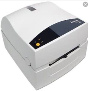 Intermec EasyCoder PC4 Label Printer 300 dpi  With PSU & Jewellers Software