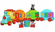 LEGO DUPLO MY FIRST NUMBERS TRAIN SET - COMPLETE  10847