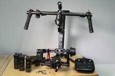 DJI Ronin 3 Axis Gimbal with CineMilled PAN Arm+Side Arm Extensions+Hard Case