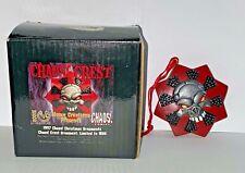 Chaos! Comics - Chaos Crest - 1997 Moore Creations Christmas Ornament 826/1800