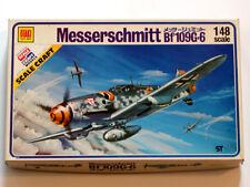 NIB 1:48 OTAKI WWII MESSERSCHMITT Bf109G-6 KIT #OT2-25-400 Military Aircraft