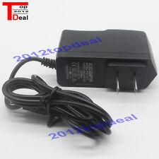 US Plug Adapter AC 100-240V To DC 12V 1A Power Supply For 3528 5050 Strip LED