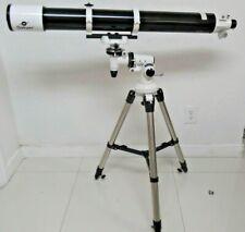 Gskyer Eq901000 Telescop and Tri-pod New Open Box