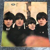 RARE LP VINYL ALBUM THE BEATLES FOR SALE UK 1ST PRESS 1964 MONO PMC 1240 VG/VG+