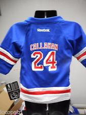 Reebok NHL New York Rangers Ryan Callahan Infant Hockey Jersey NWT