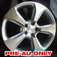 1 x COBRA Style 19 inch Alloy Wheel SILVER Ford Falcon EB ED EF EL XG XH Limited