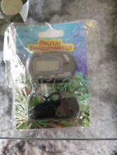 LCD Digital Fish Aquarium Thermometer Water Terrarium Black (2) Pack