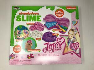 Nickelodeon Jojo Siwa Be-YOU-tiful Slime Super-Cute Creations